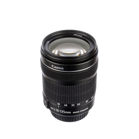 Canon EF-S 18-135mm f/3.5-5.6 IS STM - SH6794-2