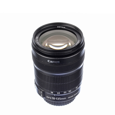 Canon EF-S 18-135mm f/3.5-5.6 IS STM - SH7552-1