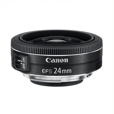 Canon EF-S 24mm f/2.8 STM RS125014773-1