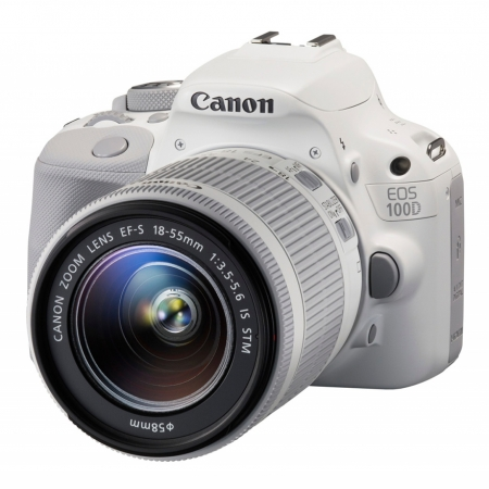 Canon EOS 100D kit EF-S 18-55mm f/3.5-5.6 IS STM ALB