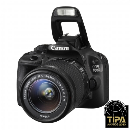 Canon EOS 100D kit EF-S 18-55mm f/3.5-5.6 IS STM RS125004411-4