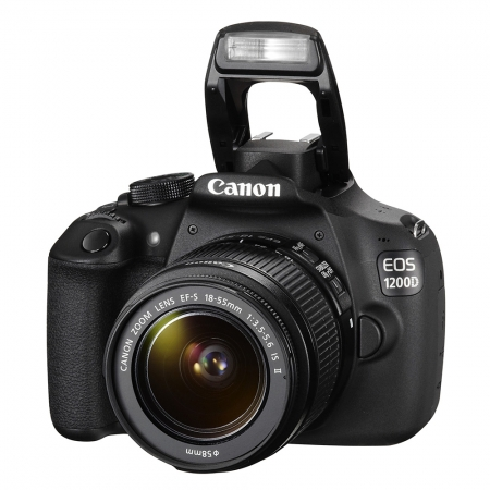 Canon EOS 1200D + EF-S 18-55mm f/3.5-5.6 IS II RS125011117-2