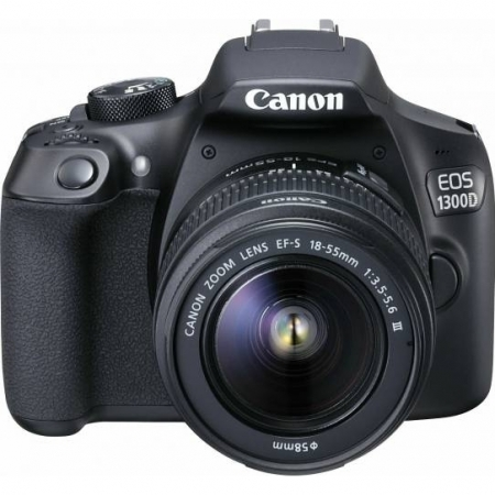 Canon EOS 1300D + EF-S 18-55mm DC III RS125034456