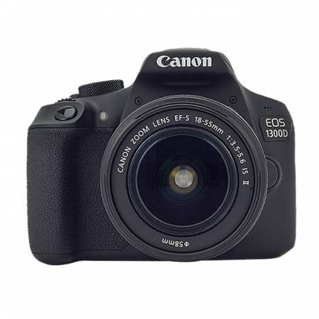 Canon EOS 1300D + EF-S 18-55mm IS II RS125026116-4