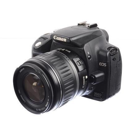 Canon EOS 350D + Canon 18-55mm f/3.5-5.6 II - SH125036698