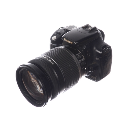 Canon EOS 350D Kit EF-S 18-200mm f/3.5-5.6 IS + Set Filtre - SH6613-1