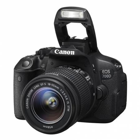 Canon EOS 700D kit EF-S 18-55mm f/3.5-5.6 IS STM - RS125004410-5
