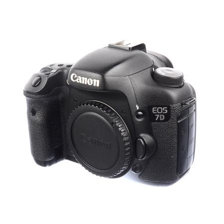 Canon EOS 7D body - SH7485-1