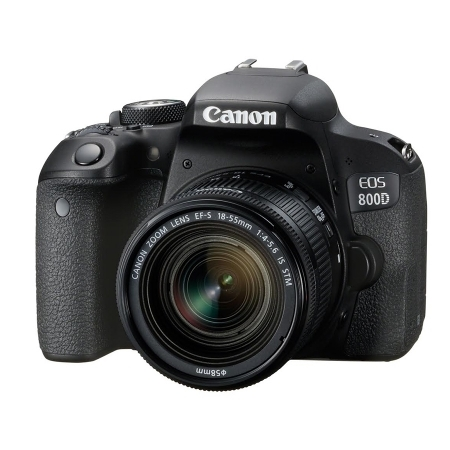 Canon EOS 800D kit EF-S 18-55mm f/3.5-5.6 IS STM RS125033662