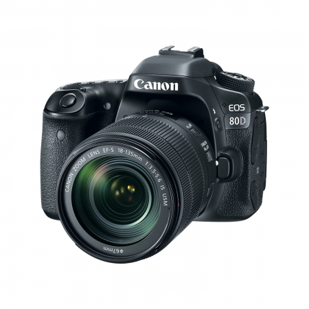 Canon EOS 80D kit EF-S 18-135 IS Nano USM RS125025885-2