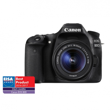 Canon EOS 80D kit EF-S 18-55 IS STM RS125025789