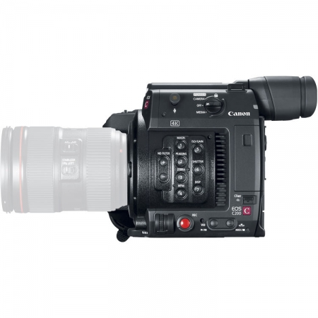 Canon EOS C200 - Camera cinema profesionala, body CMOS
