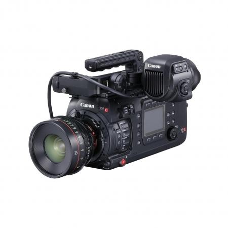 Canon EOS C700 - montura GS/PL Camera cinema profesionala