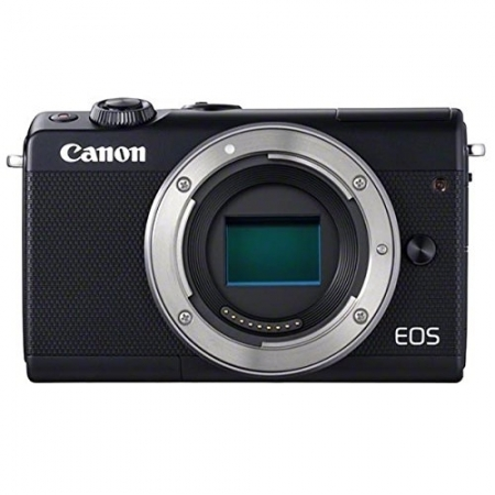 Canon EOS M100 Body, Negru