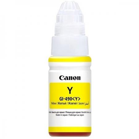 Canon GI-490Y - cerneala sistem CISS pentru Canon Pixma G