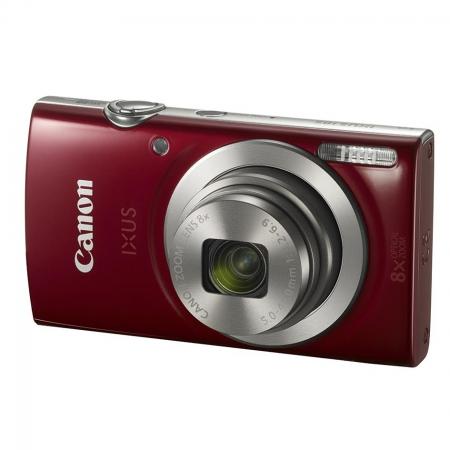 Canon Ixus 185, rosu