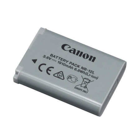 Canon NB-12L - acumulator original PowerShot N100, G1X Mk II