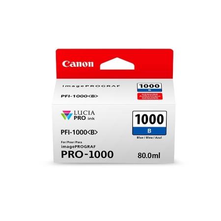 Canon PFI1000B (Blue) - cerneala pt. PRO-1000 ImagePrograf