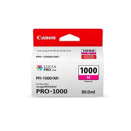 Canon PFI1000M (Magenta) - cerneala pt. PRO-1000 ImagePrograf
