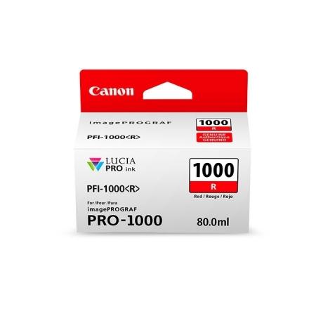 Canon PFI1000R (Red) PRO-1000 ImagePrograf