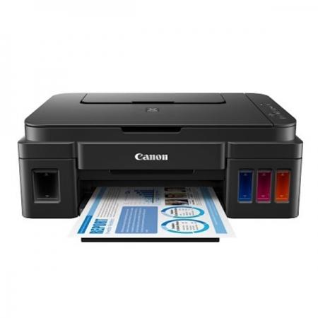 Canon PIXMA G3400 - multifunctionala A4 cu sistem CISS si Wi-Fi