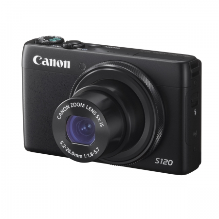 Canon PowerShot S120 - RS125007261-1
