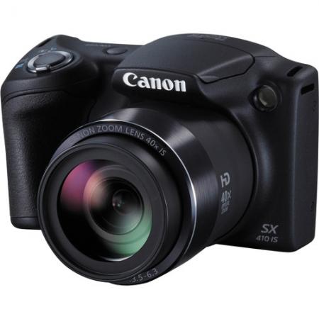 Canon PowerShot SX410 negru RS125017237-5