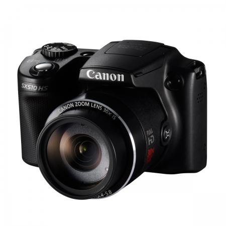 Canon PowerShot SX510 negru