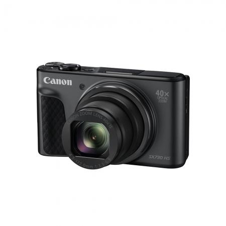 Canon PowerShot SX730 HS - Negru