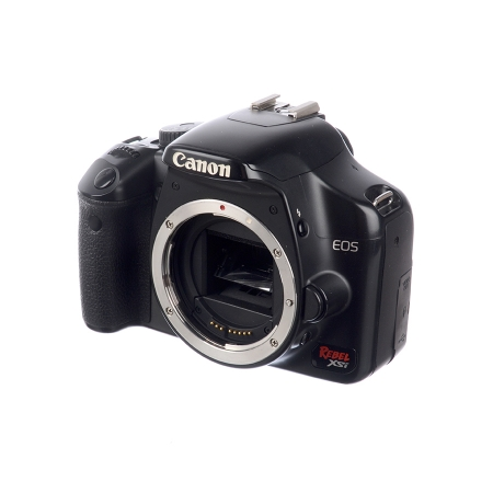 Canon Rebel XSi / 450D body + Grip Replace - SH6767-2