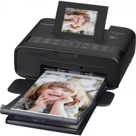 Canon Selphy CP-1200 Wi-Fi neagra imprimanta foto 10x15 RS125024348-3