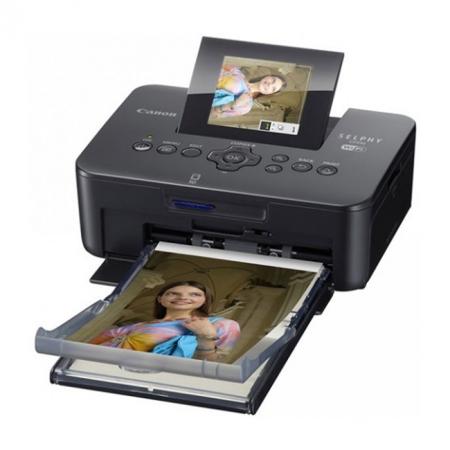 Canon Selphy CP-910 Neagra - Wi-Fi imprimanta foto 10x15