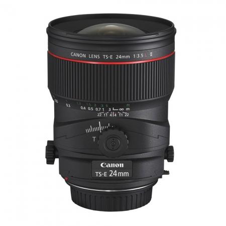 Canon TS-E 24mm f/3.5L II (Tilt & Shift)