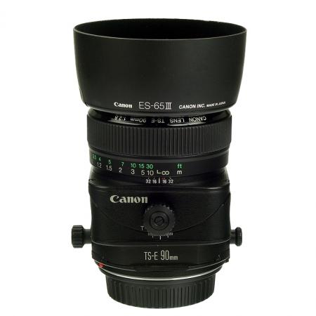 Canon TS-E 90mm f/2.8 (Tilt & Shift)
