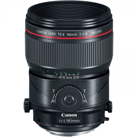 Canon TS-E 90mm f/2.8L Macro Tilt Shift