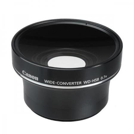 Canon WD-H58 - lentila de conversie wide pentru HF-G10, XA10, XF100/105