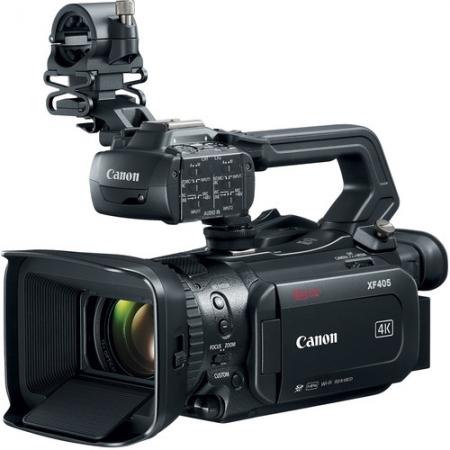 Canon XF405 - Camera video, 4K