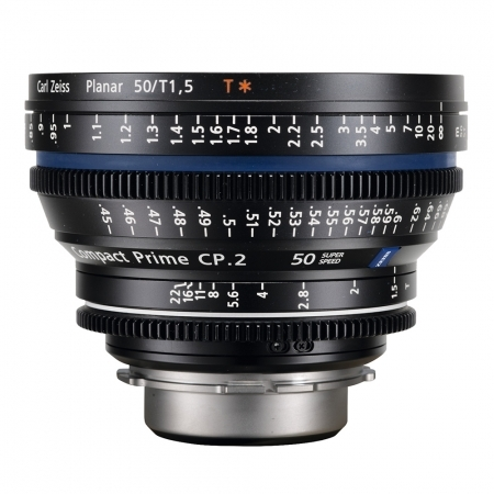 Carl Zeiss CP.2  1.5/50 T* E - metric Super Speed - montura Sony E
