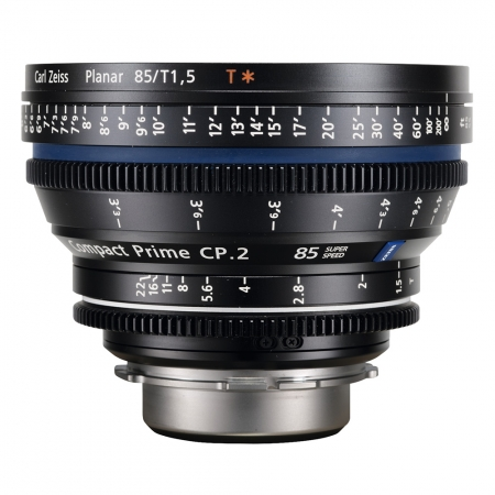 Carl Zeiss CP.2 1.5/85 T* Super Speed - montura Canon EF metric