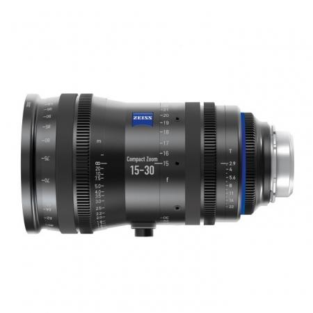 Carl Zeiss CZ.2 15-30/T2.9 metric - montura Canon EF