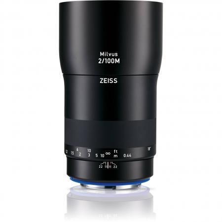 Zeiss Milvus 100mm f/2.0 Makro ZE - pentru Canon
