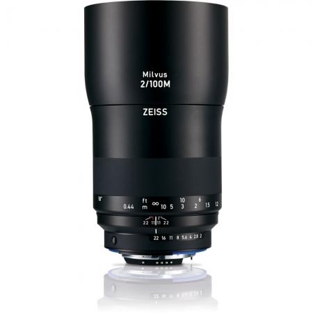 Zeiss Milvus 100mm f/2.0 makro ZF.2 - pentru Nikon