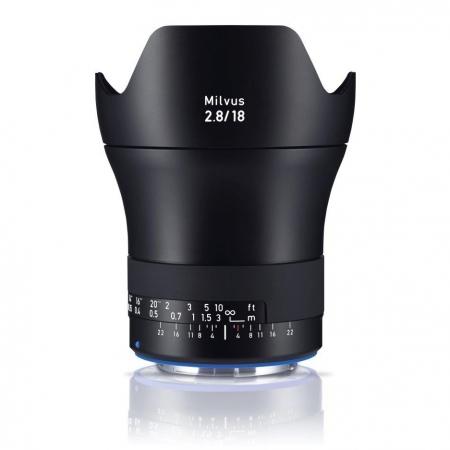 Carl Zeiss Milvus 18mm 2.8 ZE - pentru Canon