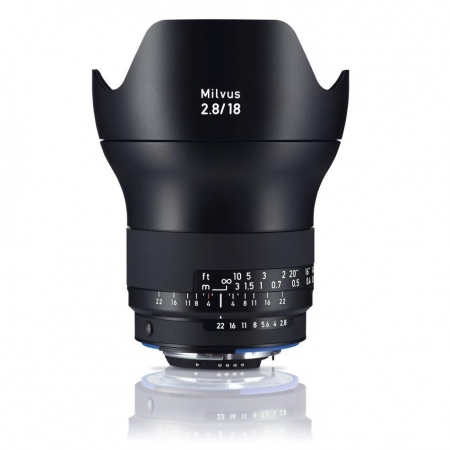 Zeiss Milvus 18mm 2.8 ZF.2 - pentru Nikon