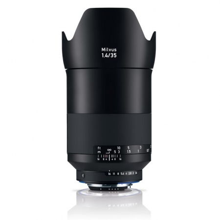 Zeiss Milvus 35mm f/1.4 ZF.2 - pentru Nikon