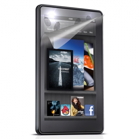 Cellular Line SPULTRAKINDLEFIRE - folie de protectie antiamprenta Amazon Kindle Fire