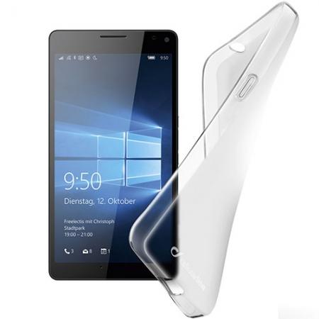 Cellularline Husa Capac spate Microsoft Lumia 950 XL