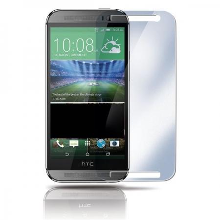 Celly GLASS398 - folie de protectie sticla securizata pentru HTC ONE M8