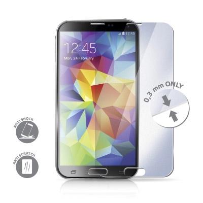 Celly GLASSGS5 - folie de protectie din sticla securizata pentru Samsung Galaxy S5