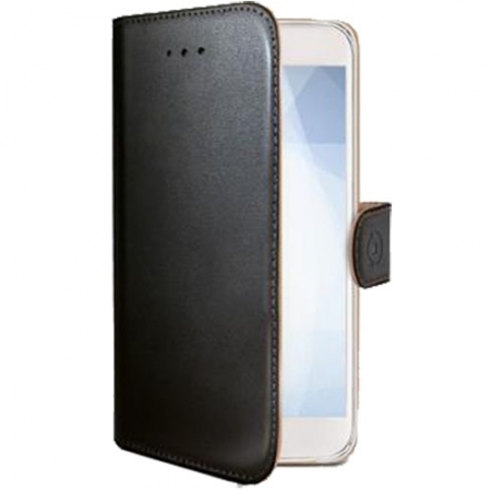 Celly Husa Agenda - Microsoft Lumia 950, negru